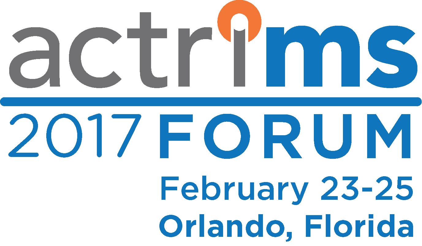 ACTRIMS Forum 2017